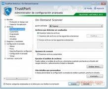 TrustPort Antivirus immagine 3 Thumbnail
