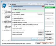 TrustPort Antivirus imagem 4 Thumbnail