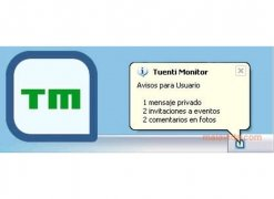 Tuenti Monitor imagen 2 Thumbnail
