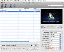 Tune4mac iTunes Video Converter imagen 3 Thumbnail