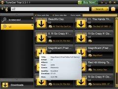 TuneGet image 3 Thumbnail