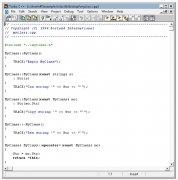 Turbo C++ imagen 1 Thumbnail