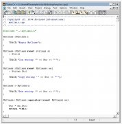 Turbo C++ 画像 1 Thumbnail