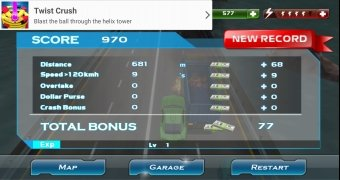 Turbo Driving Racing 3D image 6 Thumbnail