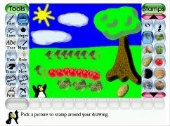 Tux Paint imagen 1 Thumbnail