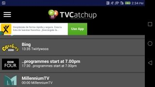 TVCatchup - Watch Free Live TV imagen 3 Thumbnail