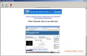 TVP YouTube Video Downloader imagen 2 Thumbnail
