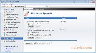 TweakNow PowerPack image 1 Thumbnail