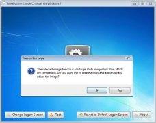 Tweaks.com Logon Changer Изображение 2 Thumbnail