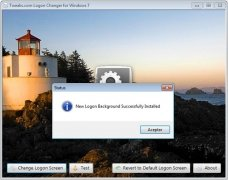 Tweaks.com Logon Changer immagine 3 Thumbnail