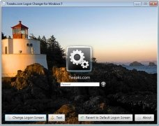 Tweaks.com Logon Changer immagine 4 Thumbnail