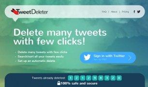 TweetDeleter bild 1 Thumbnail
