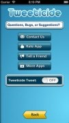 Tweeticide image 4 Thumbnail