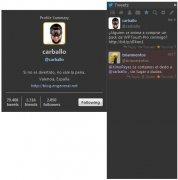 Tweetz Desktop immagine 6 Thumbnail
