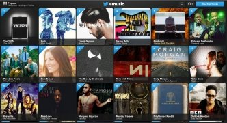 Twitter #music image 5 Thumbnail