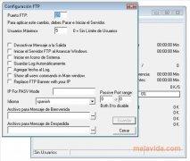 TYPSoft FTP Server imagem 3 Thumbnail