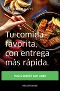 Uber Eats: Food Delivery image 1 Thumbnail