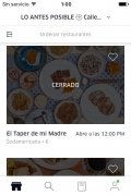 UberEATS: Comida a Domicilio imagen 2 Thumbnail