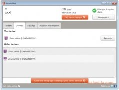 Ubuntu One imagen 2 Thumbnail