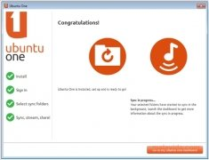 Ubuntu One imagen 5 Thumbnail