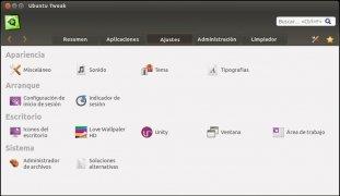 Ubuntu Tweak bild 3 Thumbnail