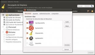 Ubuntu Tweak immagine 4 Thumbnail