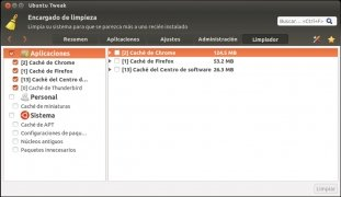 Ubuntu Tweak bild 5 Thumbnail