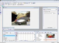 Ulead COOL 3D Production Studio immagine 1 Thumbnail