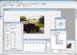 Ulead COOL 3D Production Studio immagine 2 Thumbnail