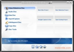 Ulead DVD MovieFactory immagine 2 Thumbnail