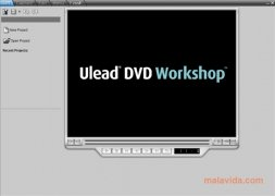 Ulead DVD Workshop image 2 Thumbnail