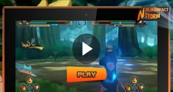 Ultimate Shippuden: Ninja Impact Storm imagen 3 Thumbnail