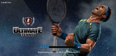 Ultimate Tennis bild 2 Thumbnail