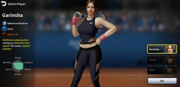 Ultimate Tennis bild 3 Thumbnail
