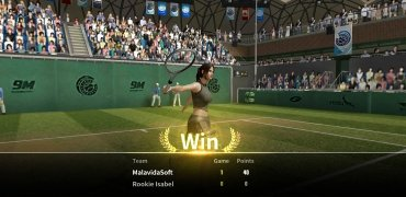 Ultimate Tennis image 7 Thumbnail