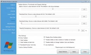 Ultimate Windows Customizer image 7 Thumbnail