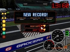 Ultra Drag Racing imagem 1 Thumbnail
