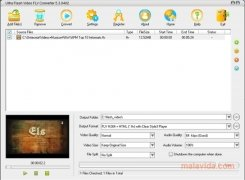 Ultra Flash Video FLV Converter immagine 2 Thumbnail