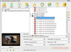 Ultra Flash Video FLV Converter imagen 3 Thumbnail