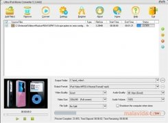 Ultra iPod Movie Converter Изображение 2 Thumbnail