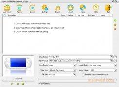 Ultra PSP Movie Converter Изображение 1 Thumbnail
