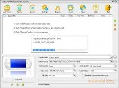 Ultra PSP Movie Converter Изображение 2 Thumbnail