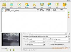 Ultra PSP Movie Converter Изображение 3 Thumbnail
