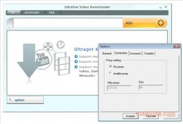 UltraGet Video Downloader imagem 2 Thumbnail