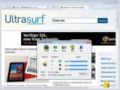 UltraSurf  14.05 imagen 2