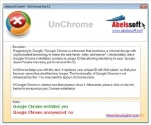 UnChrome immagine 2 Thumbnail