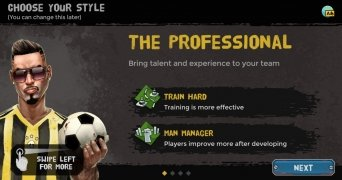 Underworld Football Manager imagem 2 Thumbnail