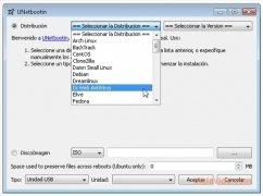 UNetbootin imagem 2 Thumbnail