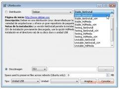 UNetbootin immagine 3 Thumbnail