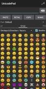 Unicode Pad imagen 2 Thumbnail